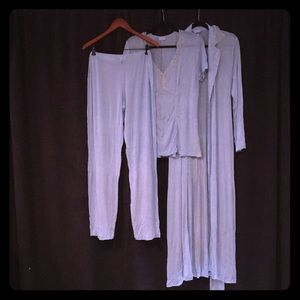 La Perla 3 piece pajama set